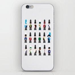 Marching Band  iPhone Skin