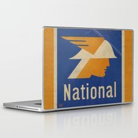 the national Laptop & iPad Skins featuring National Logo by Bruce Stanfield