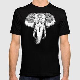Elephant Tattooed T-shirt