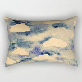 Cloud sky  Rectangular Pillow