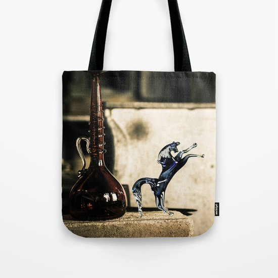 Horse of Glass, Italy Tote Bag