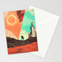 Leaving the Void Stationery Cards