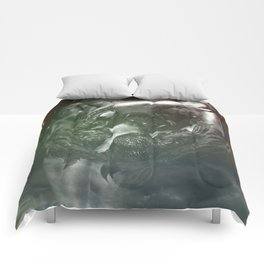 Embrace the colors of Life Fx  Comforters
