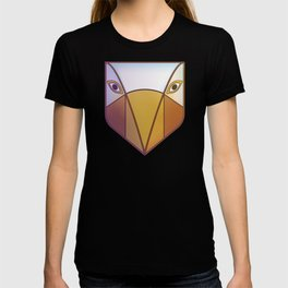 Bird tribal mask T-shirt