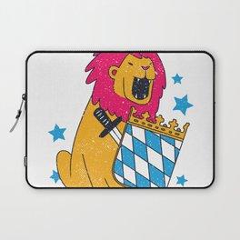 bayern german  Laptop Sleeve