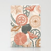 doodle Stationery Cards featuring doodle  by Ancello