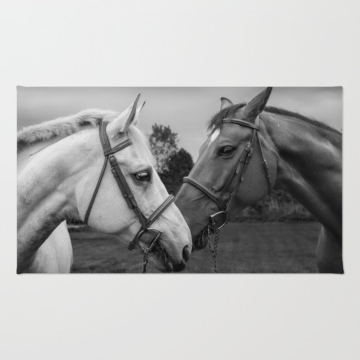 Horses of Instagram II Rug