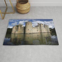 Bodiam Castle Rug