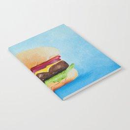 Cheeseburger Notebook