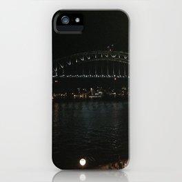 Down Under iPhone Case