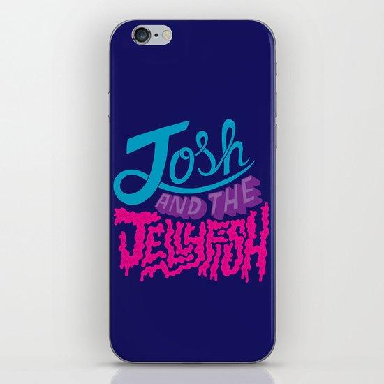 Josh and the Jellyfish iPhone & iPod Skin