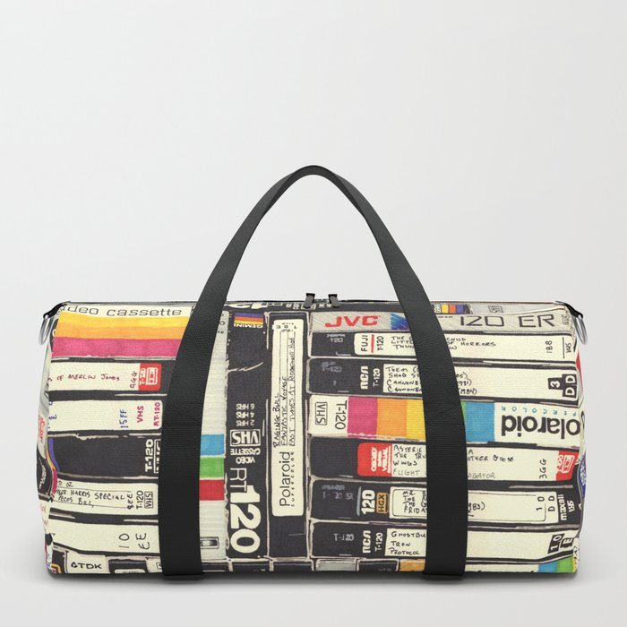 VHS Duffle Bag