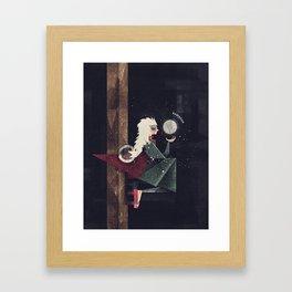 Ero Sennin Framed Art Print