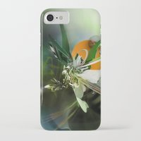 angel iPhone & iPod Cases featuring Angel by Andre Villanueva