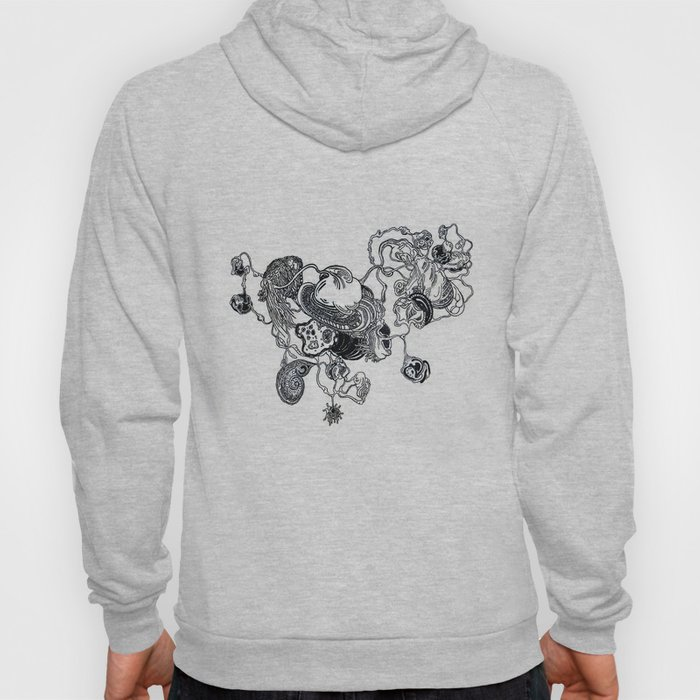 The Anatomy of Thought 2 Hoody