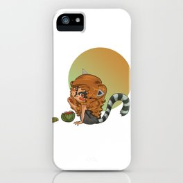 Lemure iPhone Case