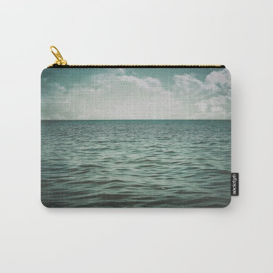 Into The Sea Of Lost Souls Carry-All Pouch