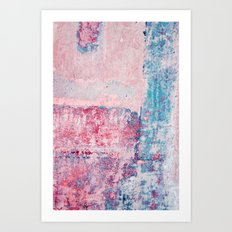 wallpaper series °11 Art Print