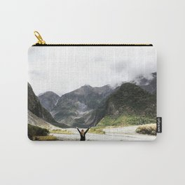 New Zealand's beauty *Fox Glacier Carry-All Pouch