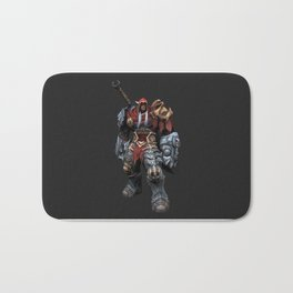 Darksiders War Bath Mat