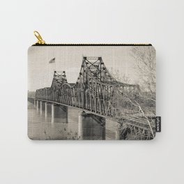 Welcome to Vicksburg 3 Carry-All Pouch