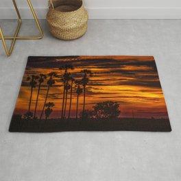 Cambodian Sunset Rug
