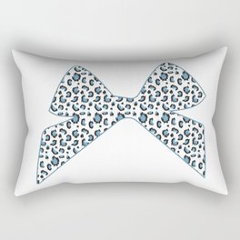 Cheetah bow  Rectangular Pillow
