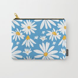 Lazy Dasies Carry-All Pouch
