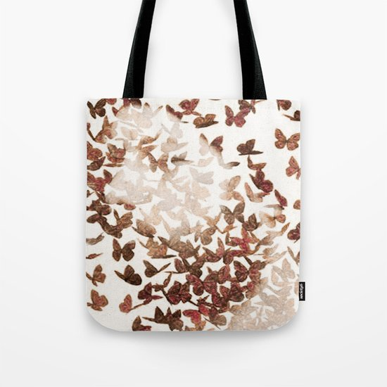 Butterfly People 3 Tote Bag