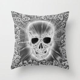 Skull 20161119 Throw Pillow