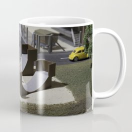 Miniature skatepark Coffee Mug