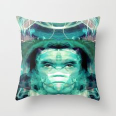 Cosby #15 Throw Pillow