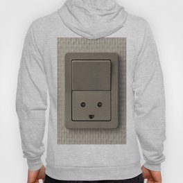 Smiling Power Outlet Hoody