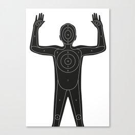 Prime target Canvas Print