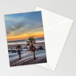 Wake up for Sunrise in California Stationery Cards