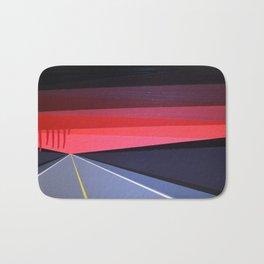 Highwayscape #9 Bath Mat
