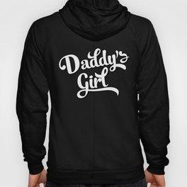 Daddy's Girl graphic DDLG Little Girl BDSM design Hoody