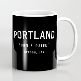 Portland - OR, USA (Arc) Coffee Mug