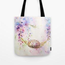 Wisteria Dream Tote Bag