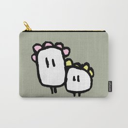 Two ghosts Carry-All Pouch