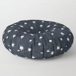 Midnight Starlet Floor Pillow