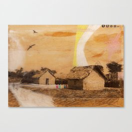 """each village"" Canvas Print"
