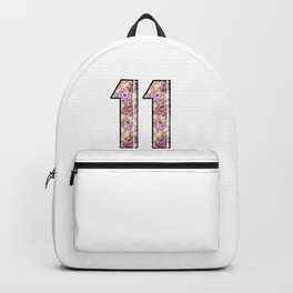 Master number 11 Backpack