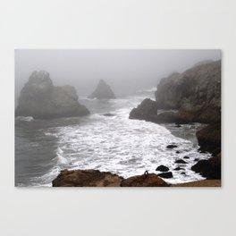 Sutro Baths, California Canvas Print