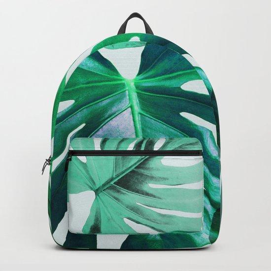 Monstera 1 Backpack