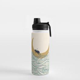 Good Night Meow 1 Water Bottle