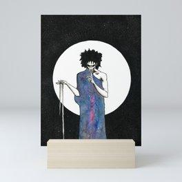 Sandman Galaxy Mini Art Print