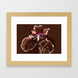 Show your light - sparkle! Framed Art Print