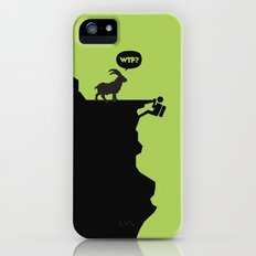 WTF? iPhone (5, 5s) Slim Case
