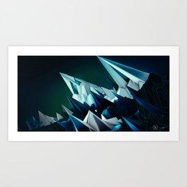 REYKJAVIK  Art Print
